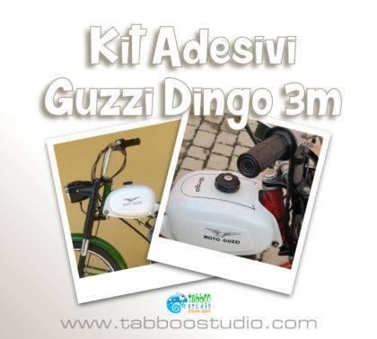 Kit completo adesivi Guzzi Dingo