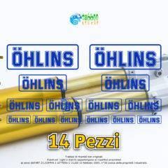 Adesivi Ohlins