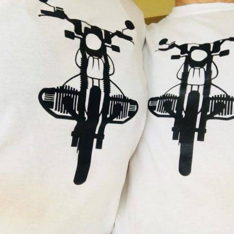 T-shirt Tabboo