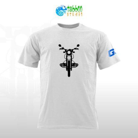 Termoadesivo BMW R80 GS per t-shirt