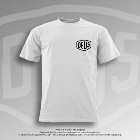 Adesivo DEUS Ex Machina per t-shirt