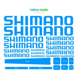 Shimano Stickers
