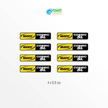 Mavic Stickers