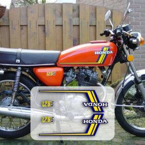 Honda CB 125 S Stickers