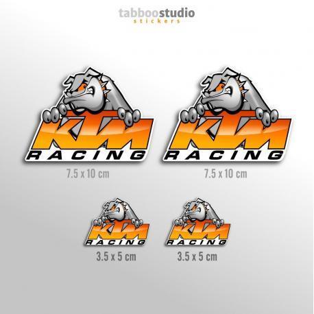 Adesivi KTM Racing