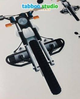 Adesivi moto BMW R80 G/S ST