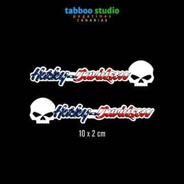 HARLEY-DAVIDSON helmet stickers_america2_1