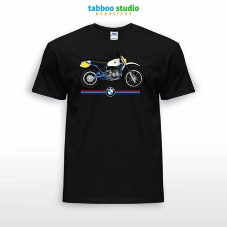 BMW Herbert Schek T-shirt black