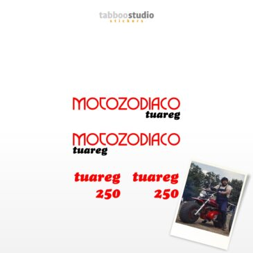 motozodiaco tuareg