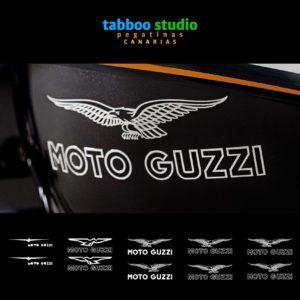 Moto Guzzi eagles stickers