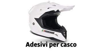 Adesivi casco