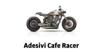 Adesivi cafe racer