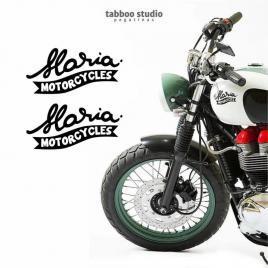 Adesivi Maria Motorcycles