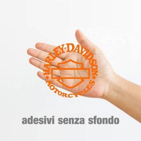 Adesivi logo Harley Davidson