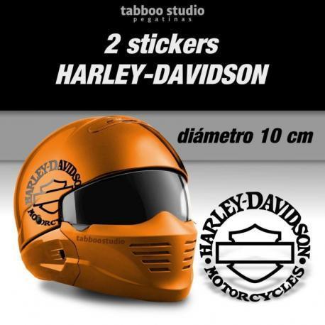 Adesivi scudo Harley Davidson