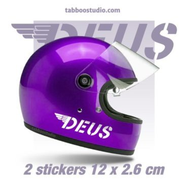 adesivi ali casco deus ex machina