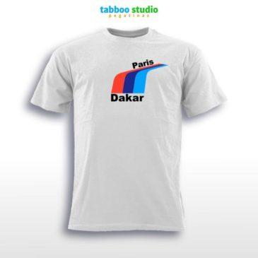 T-shirt BMW Paris Dakar