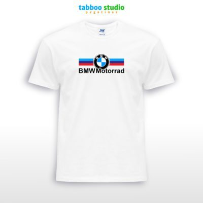T-shirt logo BMW
