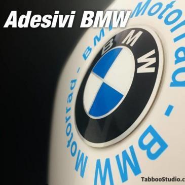 Adesivi serbatoio BMW Motorrad