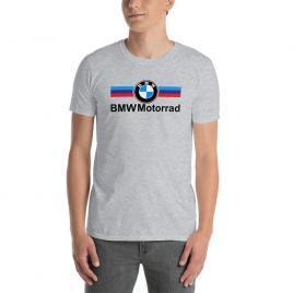 Maglietta T-shirt unisex a maniche corte BMW Motorrad