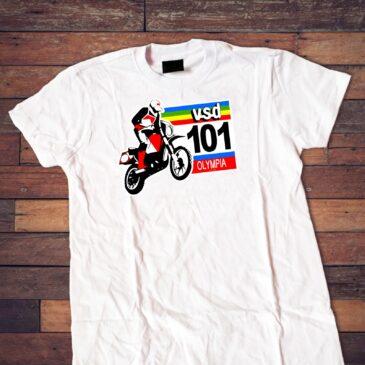 T-shirt Paris Dakar