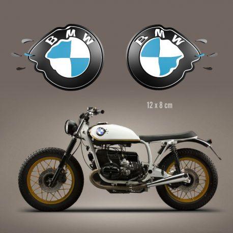 adesivi BMW moto special